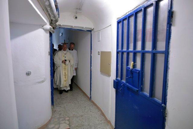 Папа Франциск апрель