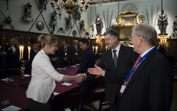 Петр Порошенко встреча.