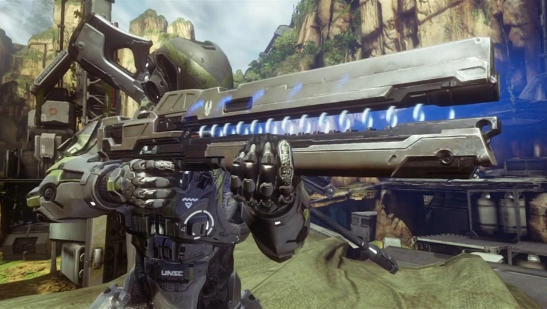 Рельсотрон, или рельсовая пушка