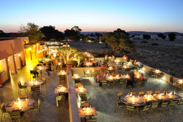 Sossovlei Lodge, Намибия