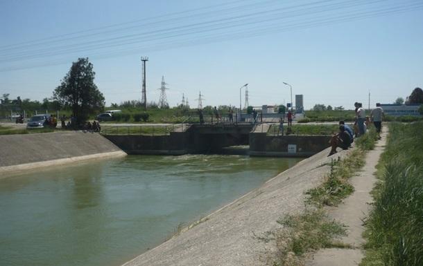 Украина перекрыла воду в оккупированный Крым