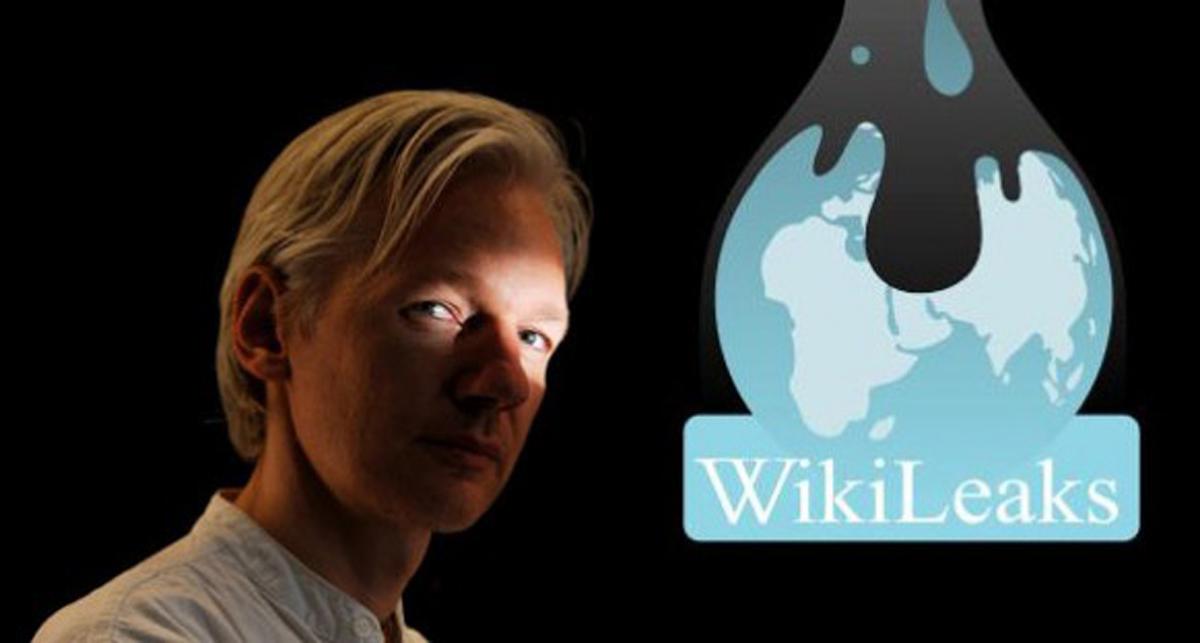 WikiLeaks ассандж