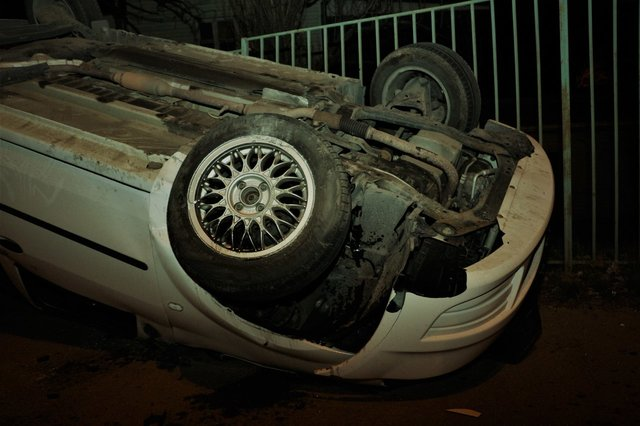 авария-