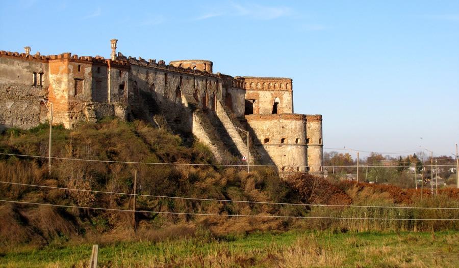крепость--