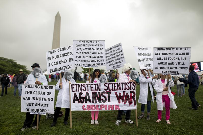 марш науки
