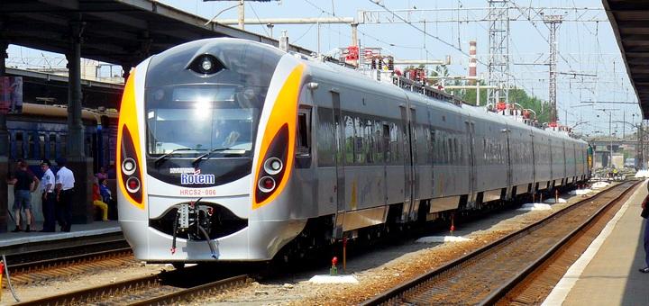 поезд Киев-Перемышль