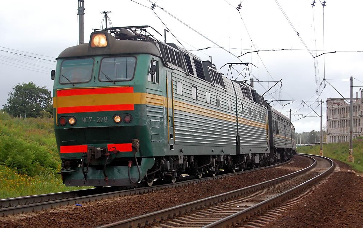 поезд авария