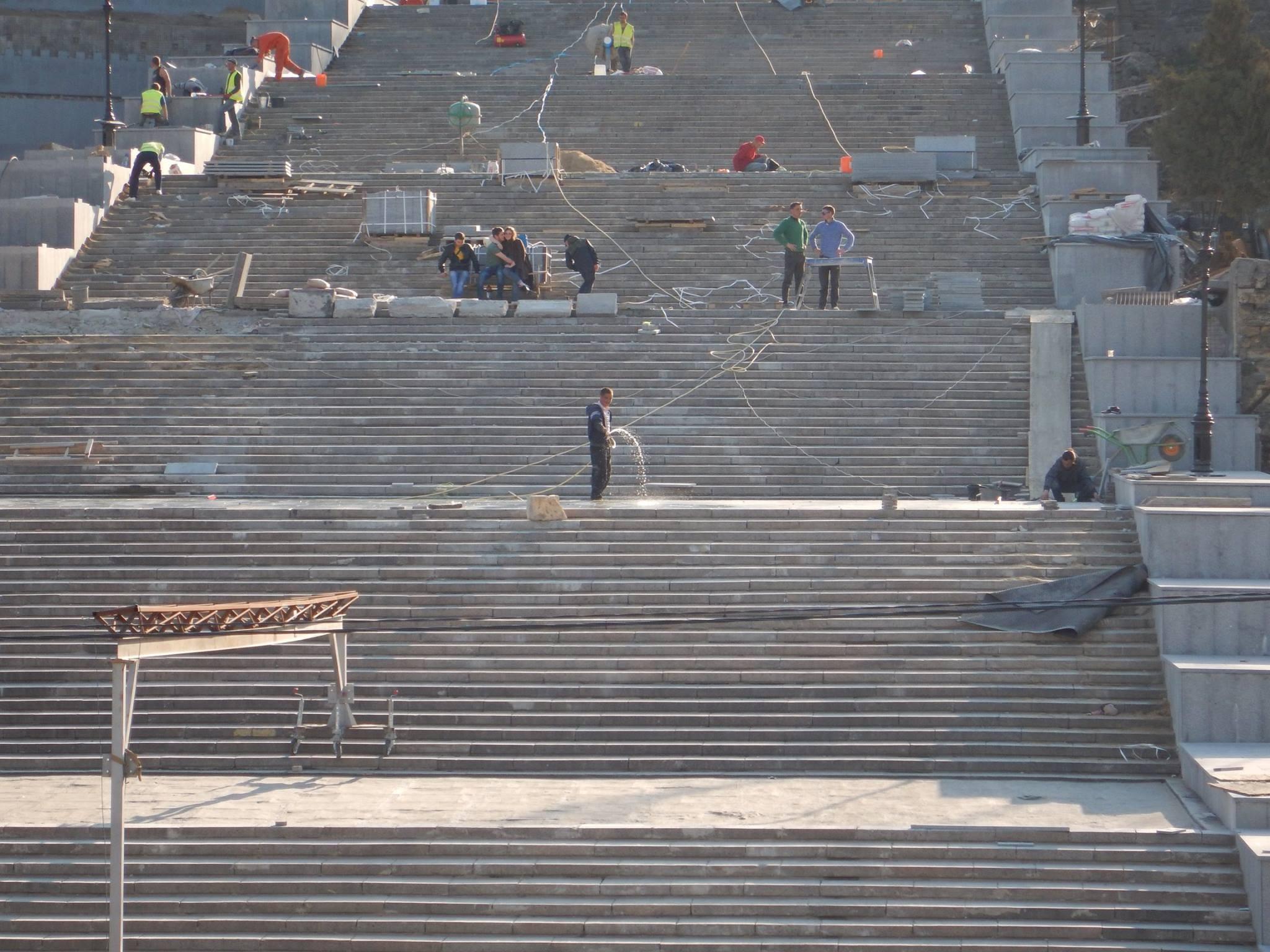 потемскинская лестница Одесса