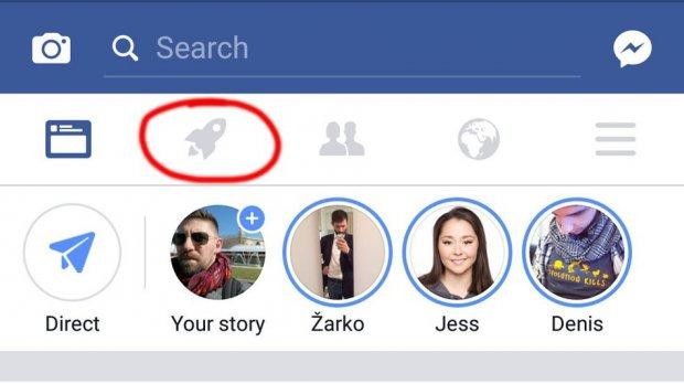 Фейсбук запустила ассистента M в дополнении Messenger