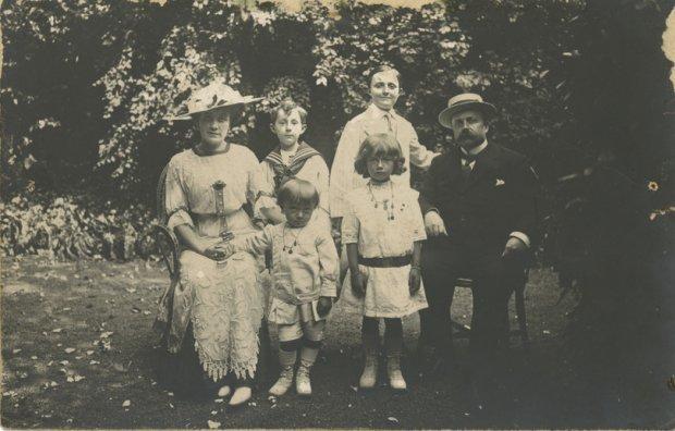 семья Диора