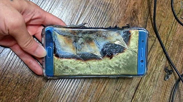 сгорел телефон