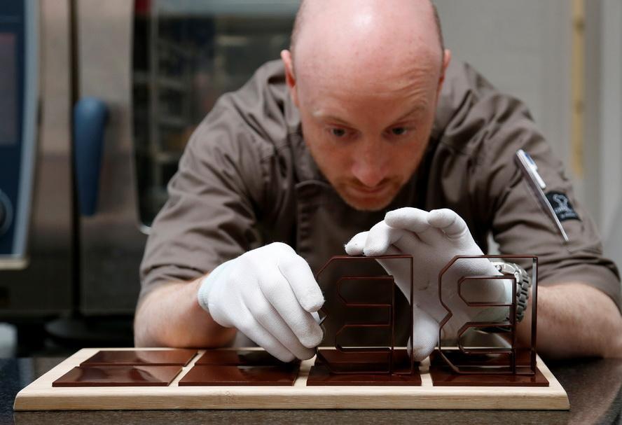 шоколадние изделия