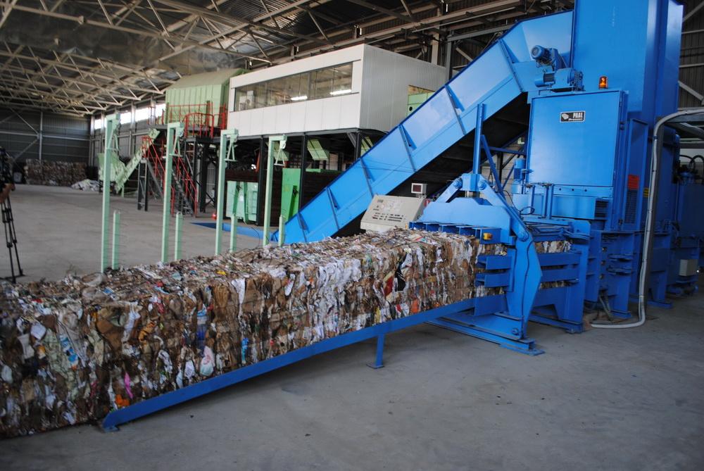 завод мусор