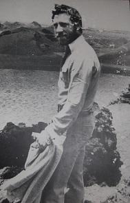 Найденное фото Высоцкого в Одессе