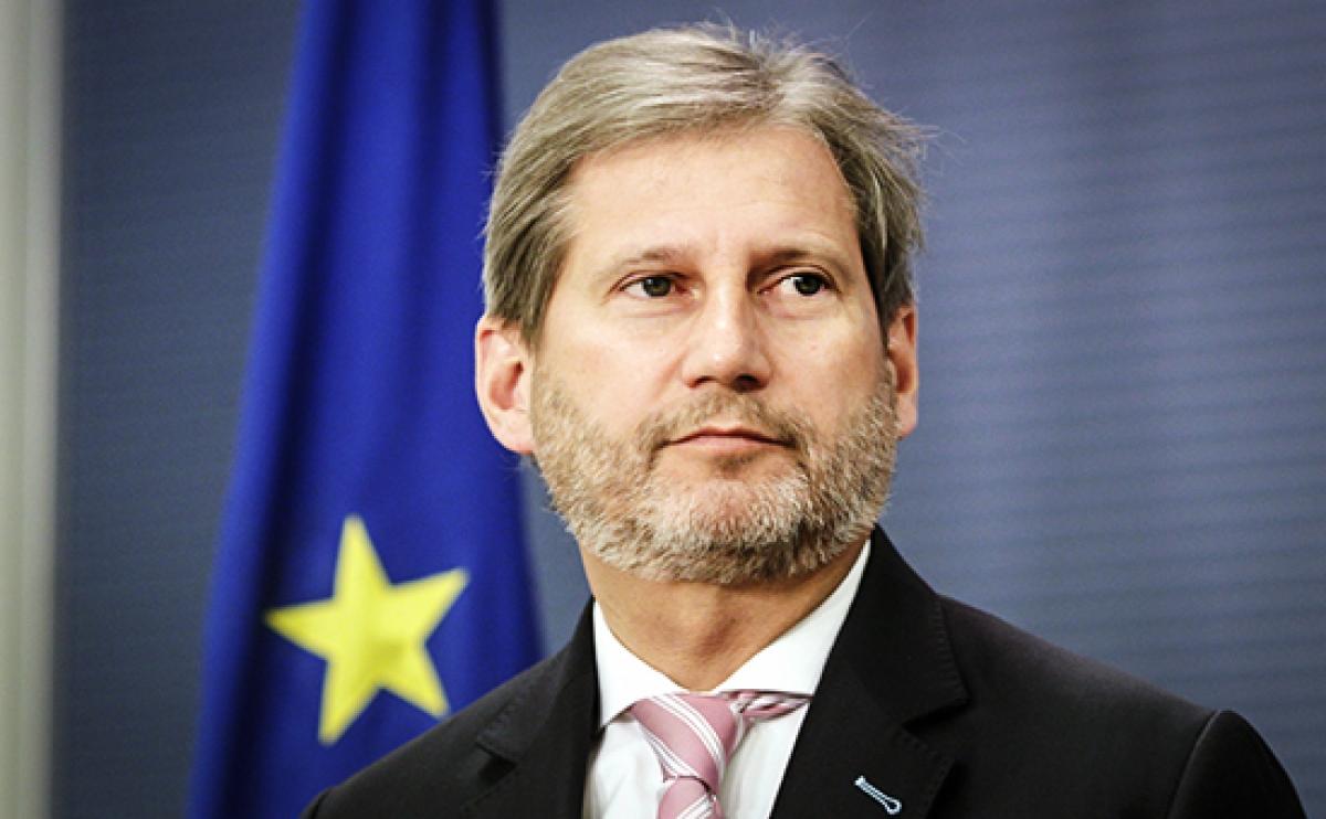 «Власти Украины невыполнили собственных обязательств»: еврокомиссар установил Киеву ультиматум