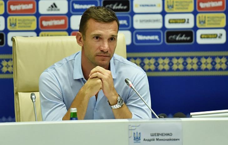 Шевченко предложил наставнику сборной Бразилии провести спарринг вУкраинском государстве