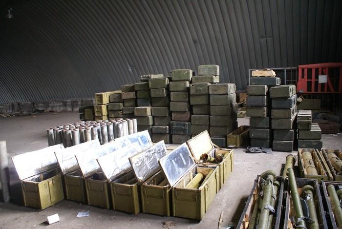 боеприпасы ВСУ
