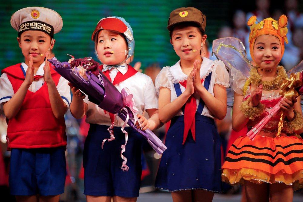 дети Кореи