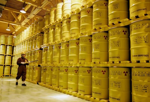 хранилища для ядерных отходов