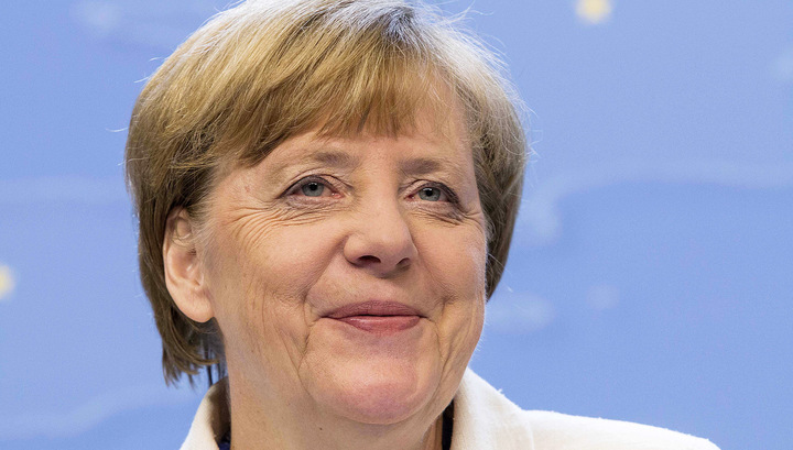 меркель-