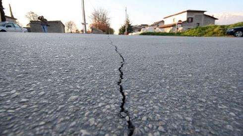 землетресение-