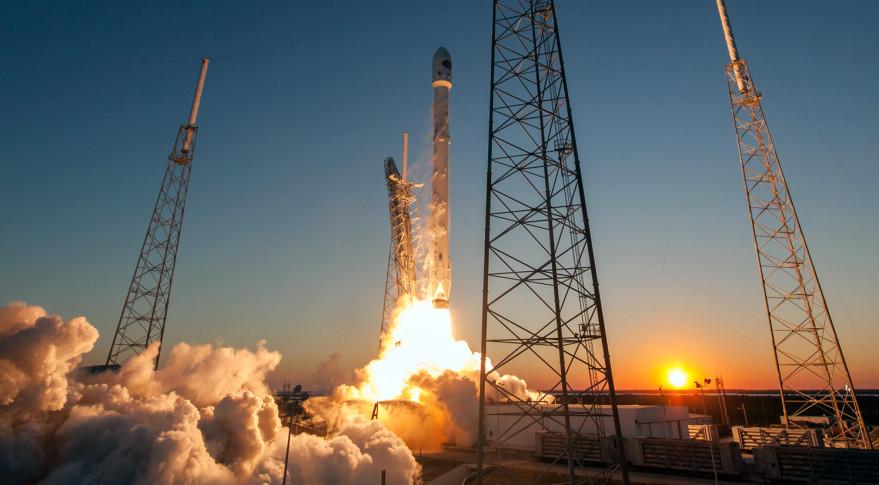 SpaceX Илона Маска во второй раз успешно запустила ступень, уже летавшую в космос