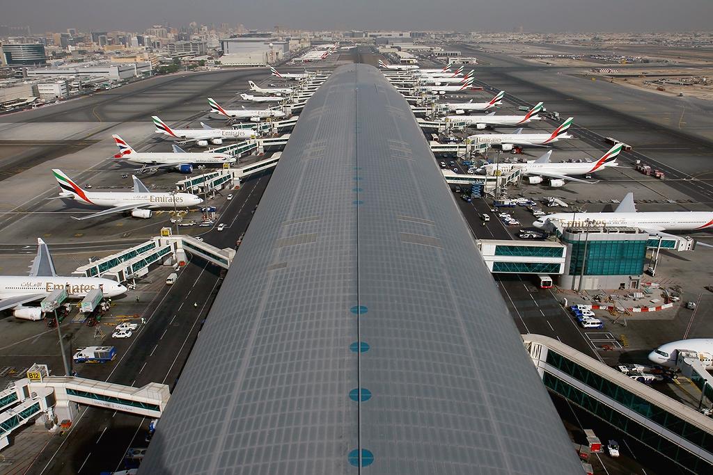 Международный аэропорт Дубая  _