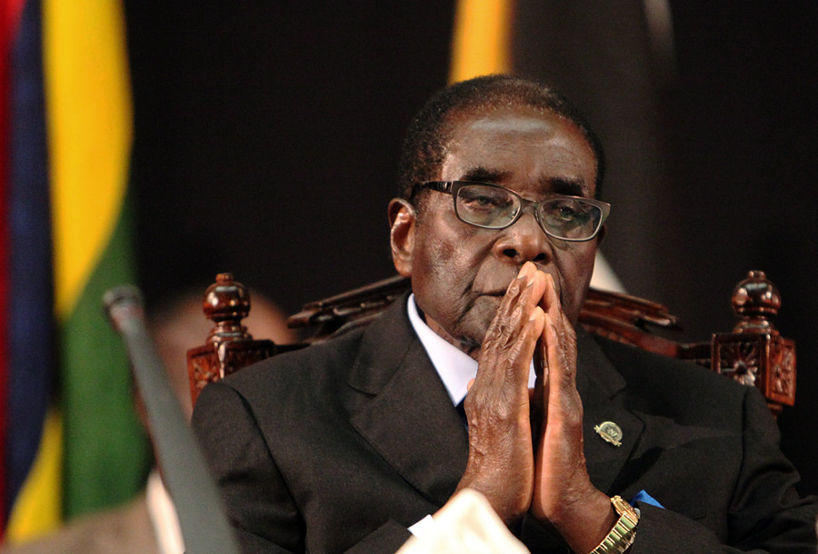 Президент Зимбабве