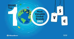 The BrandZ Global Top 100.