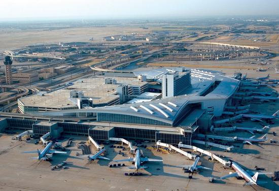 аэропорт США
