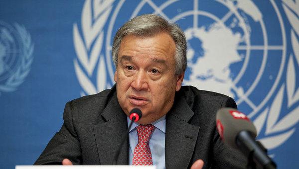 Мир ждёт сильнейший экономический спад и голод, – Гутерриш