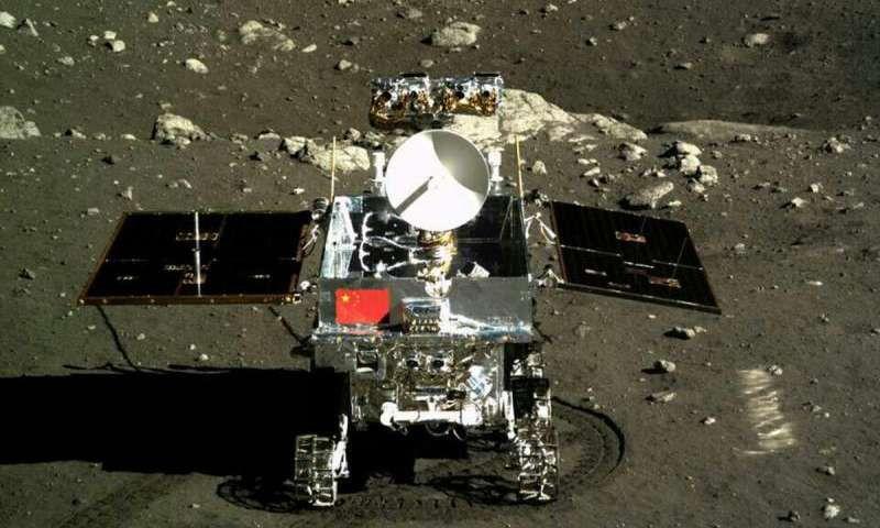 миссия Chang'e-4