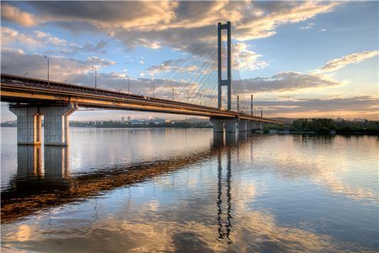 мост Киева