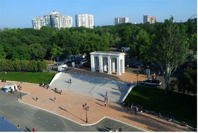 парк шевченко - 1