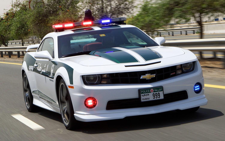 полиция в Дубаи