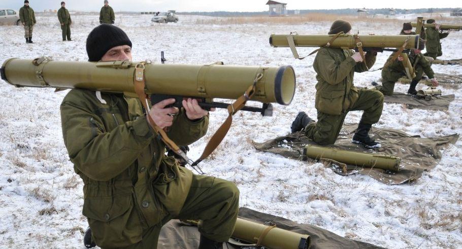 поставки летального оружия в Украину_