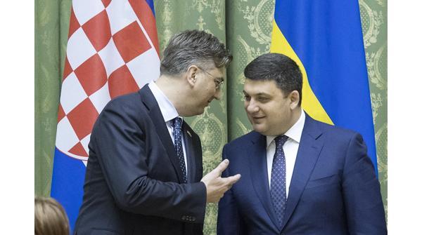 Гройсман: Нормализация отношений сРоссией возможна только после деоккупации Крыма