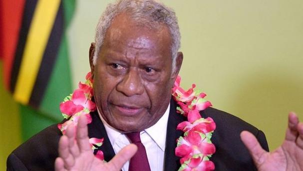 Скончался президент Вануату Балдвин Лонсдейл