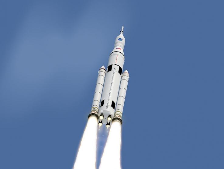 ракета spacex