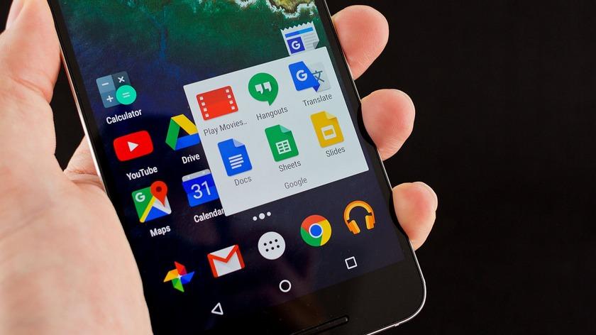 Андроид Market закончит работать настарых телефонах