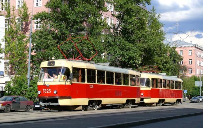 Тендер напроизводство новых трамваев для украинской столицы выиграла PESA— Польша подгонит