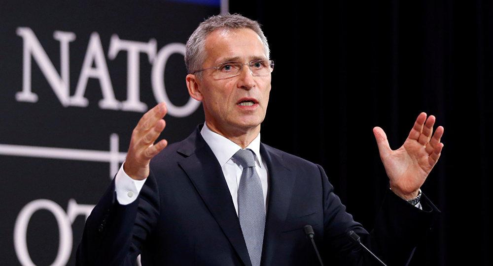 Генсек НАТО сделегацией Североатлантического совета посетят Украину 9