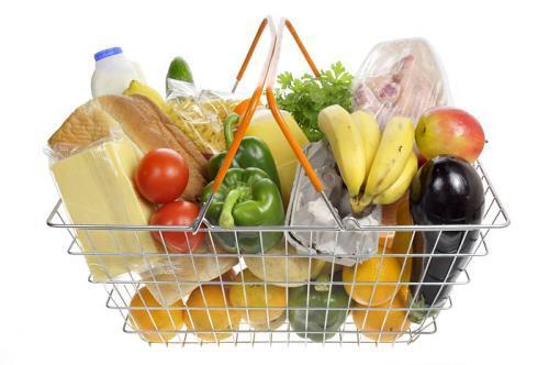 пищевые продукты_