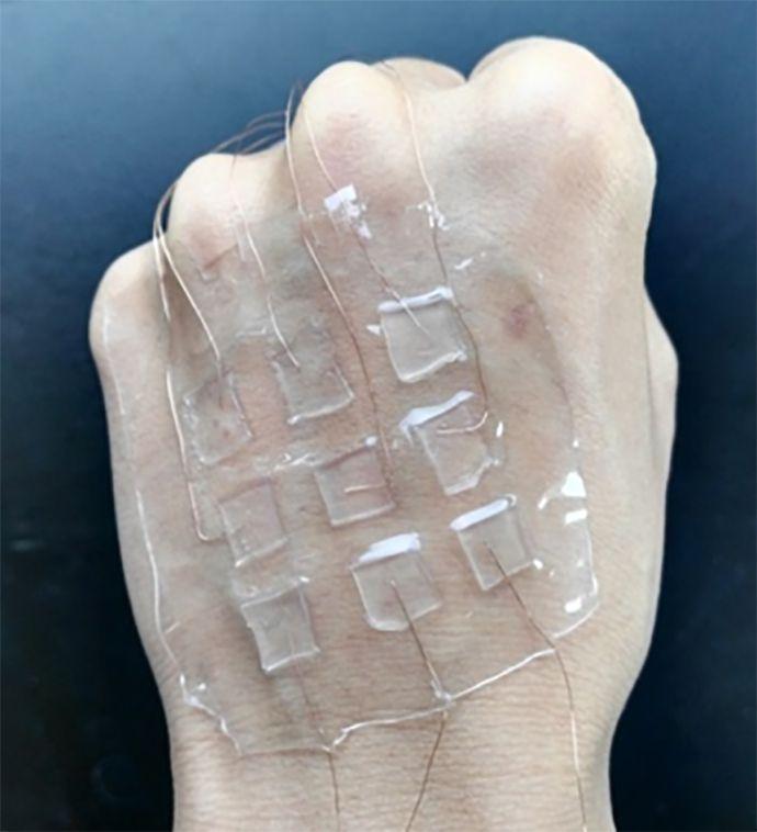 сенсорная кожа