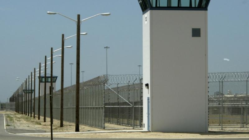 тюрьма.