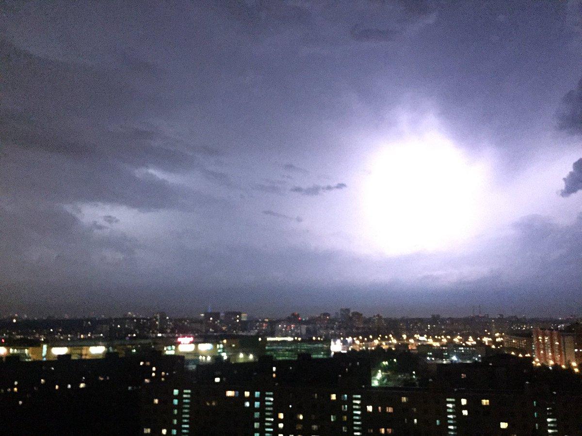 ураган Москва
