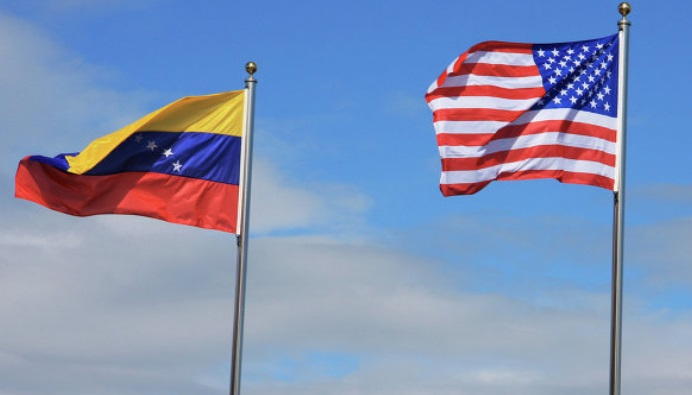 венесуэла и сша