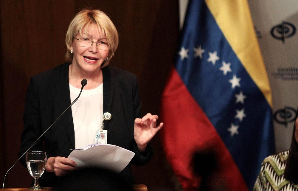 Несмотря назапрет, экс-генпрокурор Венесуэлы покинула страну