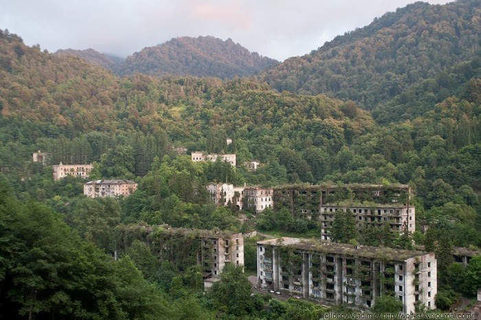 Ткварчели, Абхазия