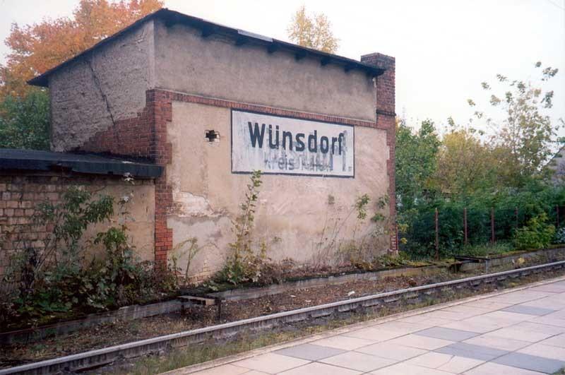 Вюнсдорф, Германия